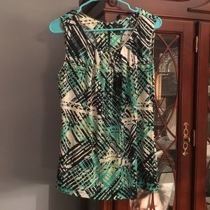 👚WORTHINGTON TANK TOP SIZE LARGE